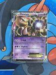 Mewtwo Ex BW45 Ultra Rare Black Star Promo Pokemon Card