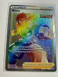 MINT Pokemon Battle Styles Bruno Rainbow Rare 172/163