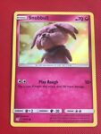 POKEMON - Snubbull 15/18 - Detective Pikachu - Holo Rare - Pokémon card