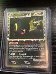 Umbreon Prime Ultra Rare 86/90 HGSS Undaunted Pokemon Card NM