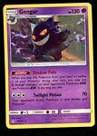 Pokemon TCG Gengar Sun & Moon Unbroken Bonds Card 70/214 Non-Holo Rare NM