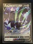 Pokemon TCG Corviknight V 109/163 Ultra Rare Holo Battle Styles NM