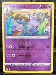 Pokemon GRUMPIG 056/163 Battle Styles - Rev Holo