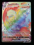 Pokemon Chilling Reign Tornadus VMAX 209/198 Rainbow Full Art