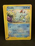 Totodile 134/165 Expedition Base Set E- Series Pokemon Card - NM see pix #2