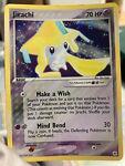 Pokemon Jirachi 8/101 Holo Rare EX Hidden Legends - NM