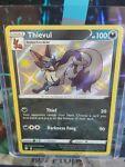 x1 Thievul - SV082/SV122 - Shiny Holo Rare Pokemon Shining Fates M/NM