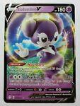 Indeedee V 039/072 Ultra Rare Full Art Pokemon Shining Fates NM