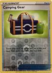 Camping Gear 122/163 Reverse Holo Sword & Shield Battle Styles Pokemon Card