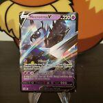 Necrozma V 063/163 Battle Styles Near Mint Ultra Rare Pokemon Card