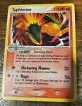 🔥Typhlosion #034 (Holo) Pokemon 2006 Black Star Promo NM/MT🔥
