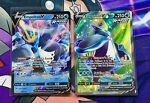 Pokemon Battle Styles Rapid Strike Empoleon V 040/163 and 145/163 Rare