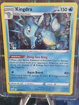 Pokemon - Kingdra - 033/163 - Holo Rare - Battle Styles - NM/M - NEW