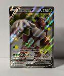 Rillaboom V Holo Rare - Shining Fates SV105/SV122 - Full Art - Near Mint / NM