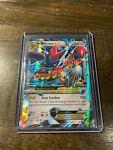 Mega M Scizor EX 77/122 XY Breakpoint Ultra Rare Holo Pokemon TCG