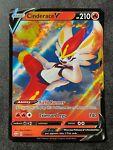 Cinderace V - Pokémon Shining Fates 018/072 - Ultra Rare NM
