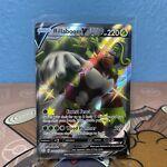 Pokemon - SV105/SV122 Rillaboom V - Shining Fates - Fresh Pull - NM