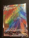 TAPU KOKO VMax 166/163 RAINBOW Battle Styles Secret Rare Full Art