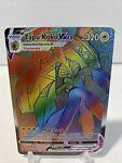 Pokemon Tapu Koko VMAX 166/163 Rainbow Secret Rare Battle Styles Near Mint