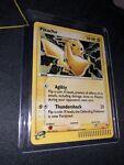 Holo Pikachu #012 Rare Black Star PROMO Pokemon Card 2003 Played With