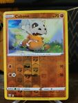 Pokemon - Cubone - 069/163 - Reverse Holo - Battle Styles - NM/M