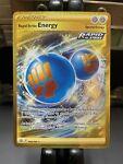 Pokémon Rapid Strike Energy 182/163 Secret Rare Battle Styles