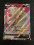 Alcremie V 064/072 Shining Fates Ultra Rare Full Art Pokemon Card NM/M