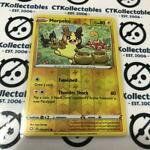 Morpeko #035/072 Reverse Holo Common Pokémon Card Shining Fates