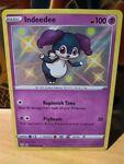 Indeedee SV059/SV122 Pokémon Shining Fates Shiny Vault Shiny Holo Rare NM