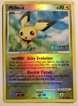 Pichu Reverse Stamped Holo Stormfront 45/100 FREE Shipping