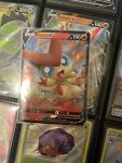 Victini V 021/163 Pokemon TCG Battle Styles Full Art Ultra Rare Near Mint