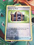 122/163 Camping Gear   Reverse Holo Uncommon Trainer Pokemon Card Battle Styles