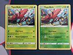 Pokemon Battle Styles 016/163 Tapu Bulu Reverse and Holo Rare Near Mint