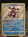 Pokémon TCG Galarian Mr. Rime Shining Fates SV021/SV122 Holo Shiny Holo Rare