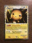 Raichu Prime 83/90 Ultra Rare Holo Undaunted Pokemon Card Holofoil