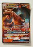 Pokemon TCG Charizard GX - SM195 Jumbo Card