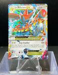 Mega M Scizor EX 77/122   XY - BREAKpoint   Full Art Ultra Rare   Pokemon NM