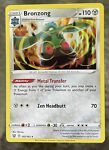 Pokémon - Bronzong 102/163 - Holo Rare, Battle Styles, NM/M