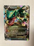 Rayquaza EX BW47 Black Star Promo Pokemon TCG Card MP-HP