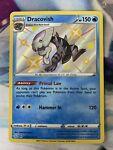 Dracovish SV036/SV122 Pokemon TCG Shining Fates Shiny Holo Rare NM