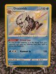 Pokémon TCG Dracovish Shining Fates SV036/SV122 Holo Shiny Holo Rare