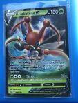 Pokemon TCG: Battle Styles 006/163 -KRICKETUNE V- Full Art Holo Rare Mint!