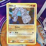 Onix - 69/100 - Vintage (Diamond & Pearl: Stormfront) Pokemon TCG 2008