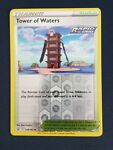 Pokemon Battle Styles 138/163 Tower of Waters Reverse Holo Uncommon Near Mint NM