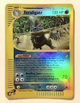Feraligatr Expedition Reverse Holo Rare 47/165 Pokemon Card Rare 2002 NM