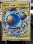 Pokémon TCG Rapid Strike Energy Sword & Shield - Battle Styles 182/163 Holo