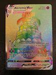 Pokemon Alcremie VMAX 073/072 Secret Rare Shining Fates Card NM/M