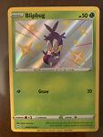 Shiny Blipbug SV007/SV122 Holo Rare Pokémon TCG Shining Fates Shining Vault M