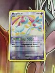 Pokemon Card Mesprit LV.50 Mysterious Treasures 14/123 EXCELLENT Reverse Holo!!!