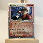 Pokémon TCG Blaziken Ex #89/95